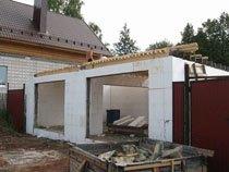 Строительство гаражей под ключ. Кемеровские строители.