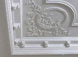 поклейка лепнины в Кемерове