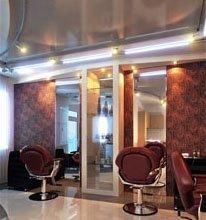 Отделка парикмахерской в г.Кемерово