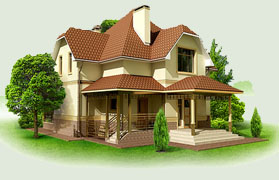 Строительство частных домов, , коттеджей в Кемерове. Строительные и отделочные работы в Кемерове и пригороде