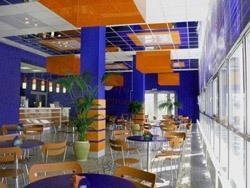 отделка кафе, ресторанов в Кемерове