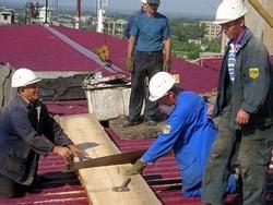 Ремонт крыш в Кемерове. Строительство и отделка кровли. Кровельные работы в Кемерове. Отделка