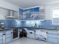 Отделка кухни в Кемерове