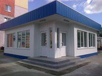 Строительство магазинов в Кемерове и пригороде